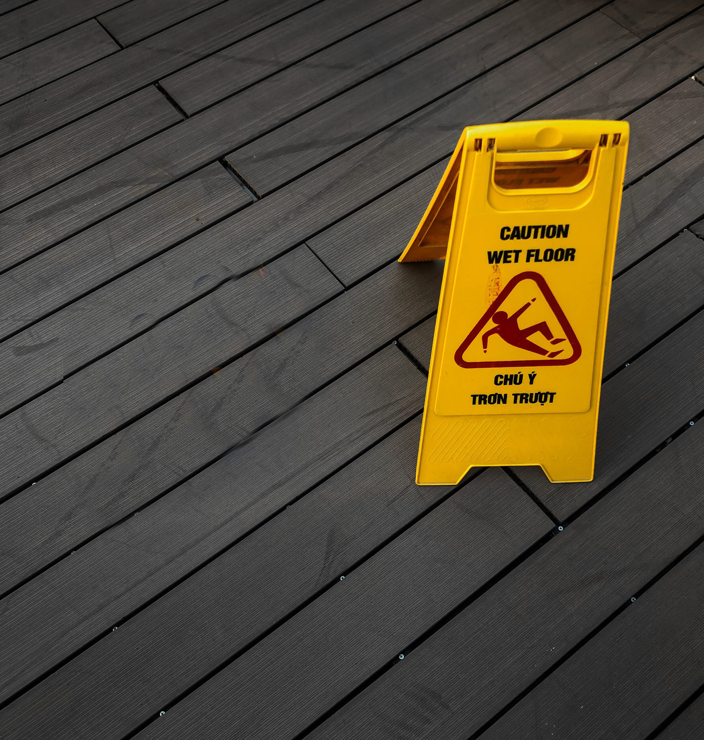 Slips, Trips and Fall Prevention – English